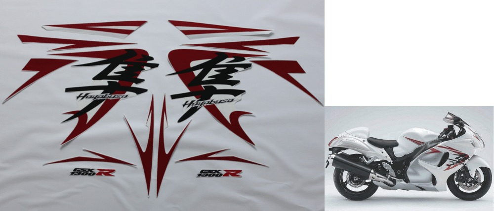 Suzuki Bike Stickers Kamos Sticker - Suzuki motorcycles stickers