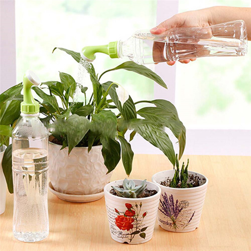 3Cm Watering Nozzle On The Bottle Self Watering Can Funnel Spray Pot Irrigation Sucralts Flower Plant Watering Bulb Juicy watering can