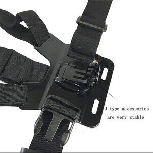 Image 4 - Крепление на грудь для мобильного телефона, крепление на ремень, держатель, мобильный телефон, зажим для Samsung, iphone, Huawei, Xiaomi, смартфон, GoPro 6, 5, YI, 4K камера
