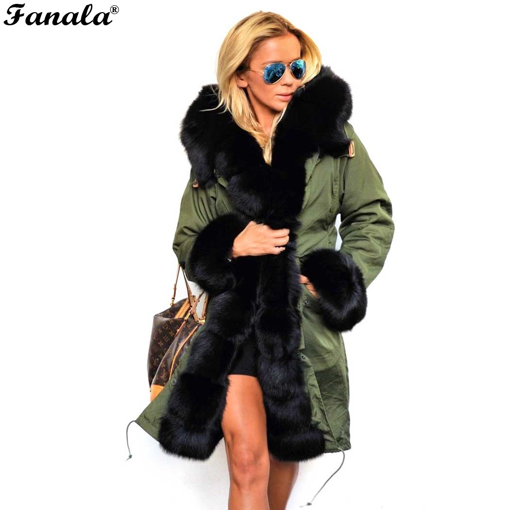 Popular Winter Coats Fur-Buy Cheap Winter Coats Fur lots from ...