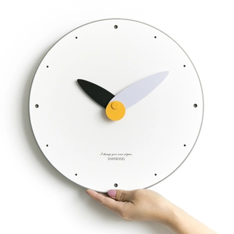 Simple Creative Watch Wall Clock Art Cute Barber Shop Watch Wall Clocks Home Decor Nixie Clock Relogios De Parede Oclock 50KO513 in Wall Clocks from Home Garden