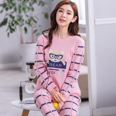 Popular 100% Cotton Pajamas for Women-Buy Cheap 100% Cotton ...