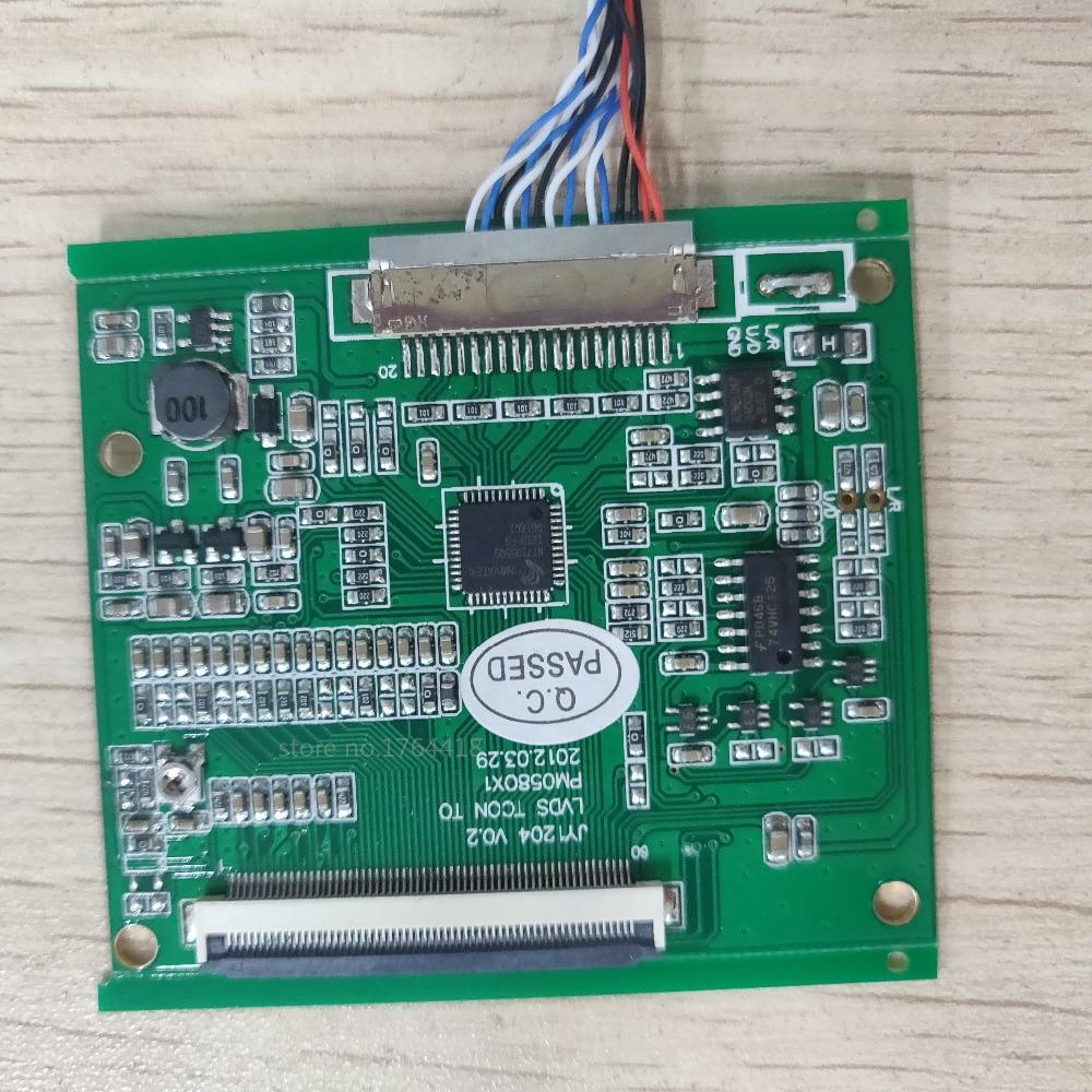 5,8 pulgadas 1280*768 pantalla lcd con 5 en 1 Placa de controlador DIY kit de proyector HD TV 16:9 pantalla kit de bricolaje soporte 1080p - 3