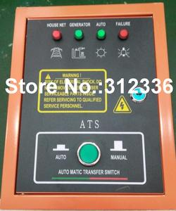 Image 2 - Fast Shipping 5 pins 10kW ATS Single Phase 220V Diesel Generator controller Automatic starting system Auto Start Stop Function