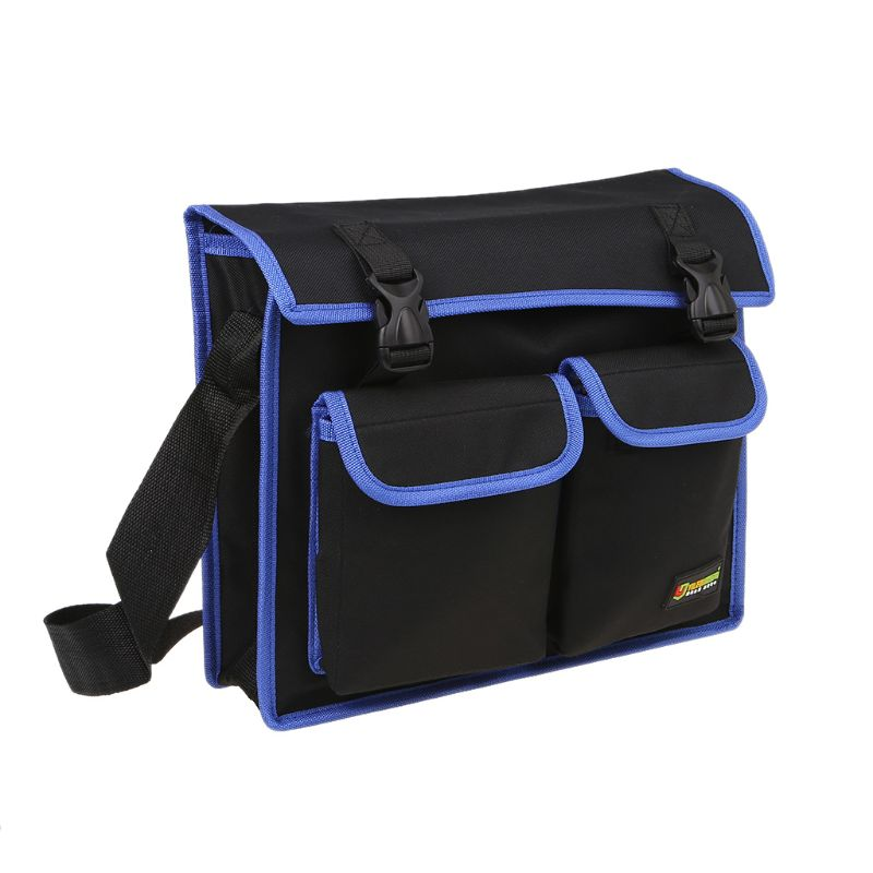 Multifunctional Shoulder Bag Single Hardware Tool Kit Electrician Waterproof 600D Oxford Cloth Case Thicken