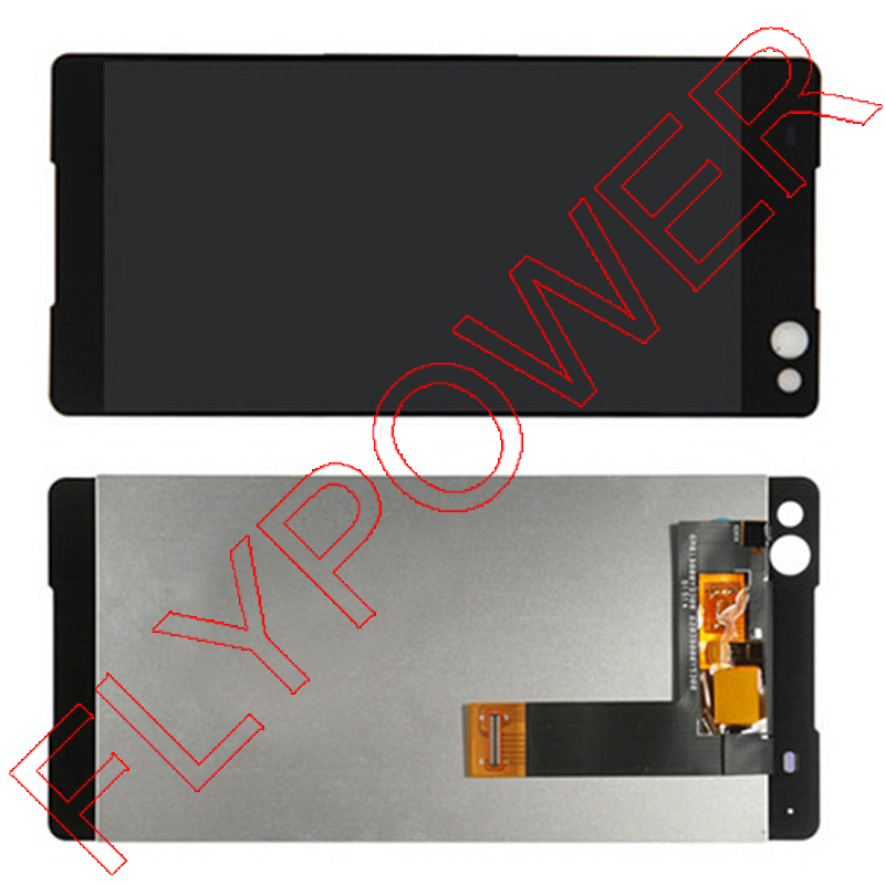ФОТО For Sony for Xperia C5 Ultra E5506 E5533 E5563 E5553 LCD Screen Display and Touch Panel Digitizer Assembly Free Shipping