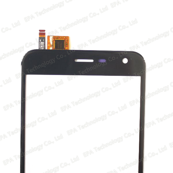 HOMTOM HT3 Digitizer Touch Screen 100% Guarantee Original Glass Panel Touch Screen Digitizer For HT3 Free Shipping