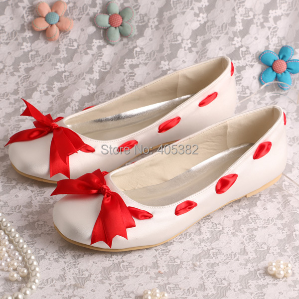 Wedding Shoes Wide Width Ivory