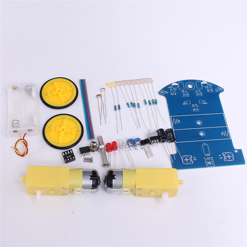 Electronic Car DIY Kit