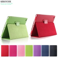 Hot Tablet Case For Apple IPad Air1 Flip Litchi PU Leather Auto Sleep Wake Up Cover