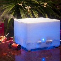 700ml LED Night Light Essential Oil Ultrasonic Air Humidifier Electric Aroma Diffuser Aromatherapy Dry Protecting CE