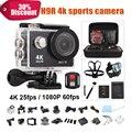 Câmera ação h9/h9r 4 k esporte Camcorder 60fps 1080 p full hd ir ao ar livre wi-fi cam extrema onderwater câmera leme