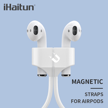 iHaitun Magnetic Anti Lost Fone Bluetooth Wireless Earbuds Earphone Gaming Headset For iPhone Airpods Xiaomi Redmi Airdots