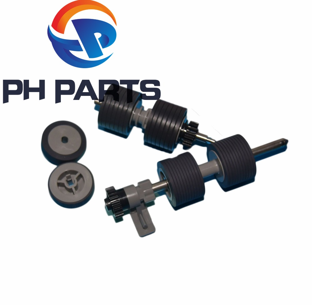 1set PA03575-K011 PA03575-K013 PA03575-K012 pick roller brake roller for fujitsu fi-6800 fi-64001set PA03575-K011 PA03575-K013 PA03575-K012 pick roller brake roller for fujitsu fi-6800 fi-6400