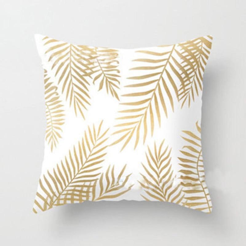 Sofa Cushion Cover Shining Printed Throw Pillow Case Home Decor Gift 45x45cm Hot Sale