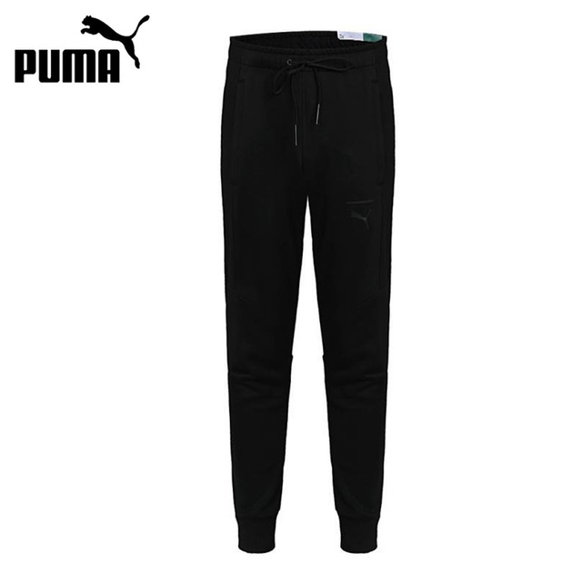 32ea3cff23ca Original New Arrival 2018 PUMA Pace Pants cuffs Men s Pants Sportswear-in  Running Pants from Sports   Entertainment on Aliexpress.com