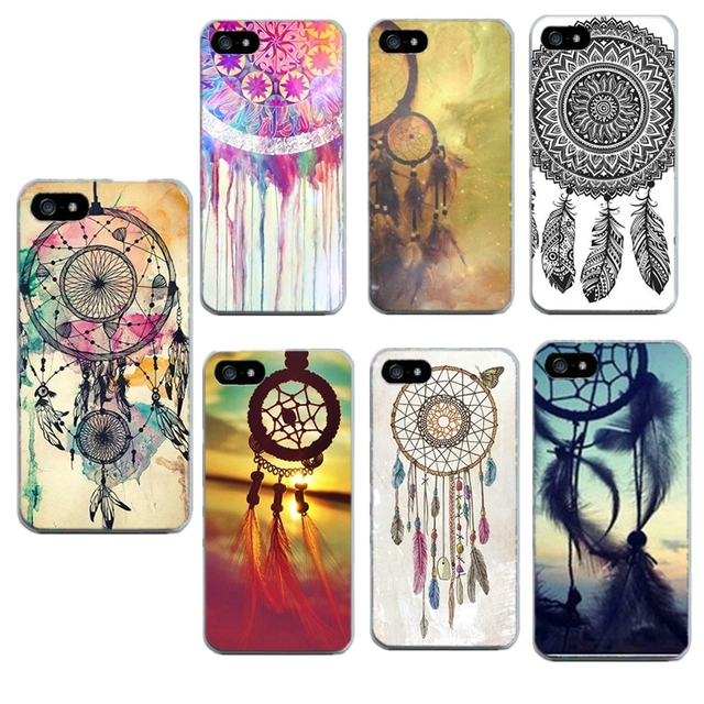 Aliexpress Buy Dream Catcher Thin Cover Housing For IPhone 40 Custom Wholesale Dream Catchers