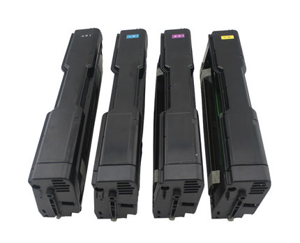Compatible For Ricoh Aficio SP C220A C220S C221SF C222DN C221N C240DN C240SF SPC220 C222SF SPC240 Color Printer Toner Cartridge