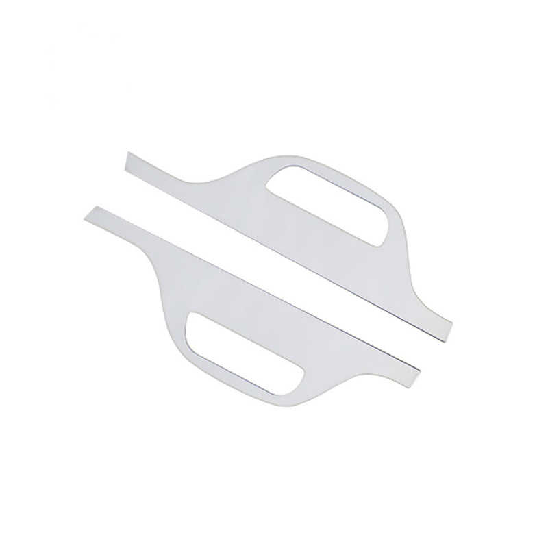Foal Burning Car Stainless Steel Air Conditioning Vent Adjust Sequins Trim Cover Sticker for Chevrolet Chevy Malibu 2012 - 2015