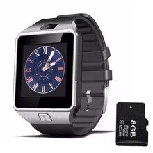 Torntisc dz09 teléfono bluetooth smart watch apoyo tf tarjeta sim reloj u8 smartwatch para apple iphone android pk gt08