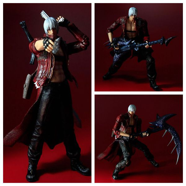 все цены на Devil may cry 3 Dante hand model,Children model toys,Robot. Children gifts, Christmas gifts