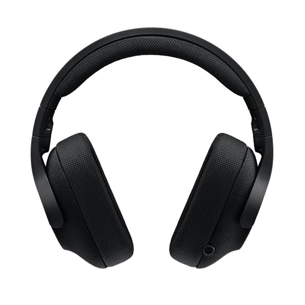 Casque de jeu à son surround filaire haute fidélité Ultra-confort casque de microphone à réduction de bruit adaptative de haute qualité #10