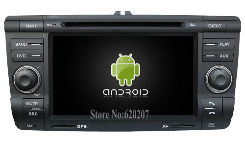 S160 Android 4.4.4 CAR DVD player FOR Skoda Octavia 2004-2011 car audio stereo Multimedia GPS Quad-Core