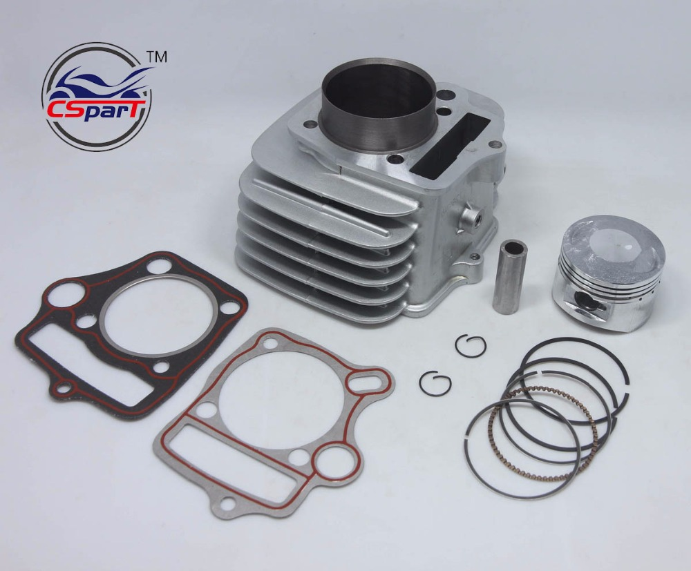 Performance 54MM 14MM 78MM Cylinder kit Change Lifan ZongShen 125CC to 138CC Engine Kaya Xmotos Apollo Tmax Pit Dirt Bike Parts generic cylinder for lifan 1p54fmj engine motor 54mm 125 138cc atv quad