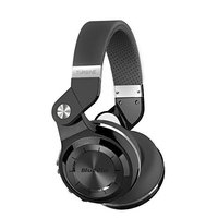 Bluedio Turbine T2s Wireless Bluetooth Headphones With Mic 57mm Drivers Rotary Folding