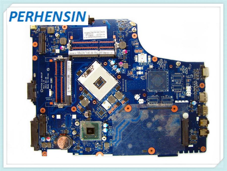 Motherboard Acer Aspire 7750 7750Z Gateway NV77H MB.RN802.001 P7YE0 LA-6911P