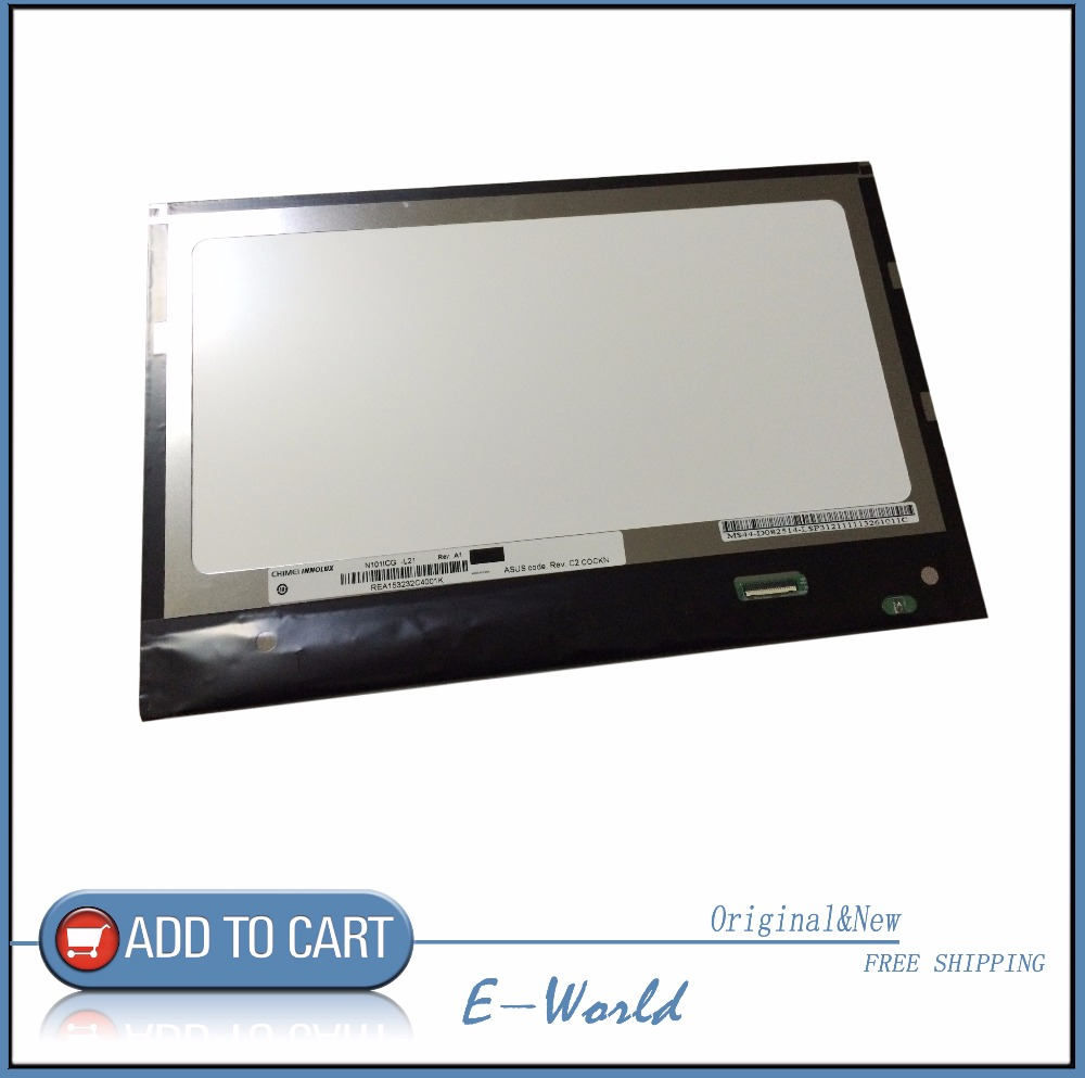 Original and New N101ICG-L21 A1 LCD display for Asus EeePad Transformer TF300T TF300TL TF300 Tablet PC free shipping for asus eeepad transformer tf300t tf300 lcd display screen panel repair part fix replacement 100