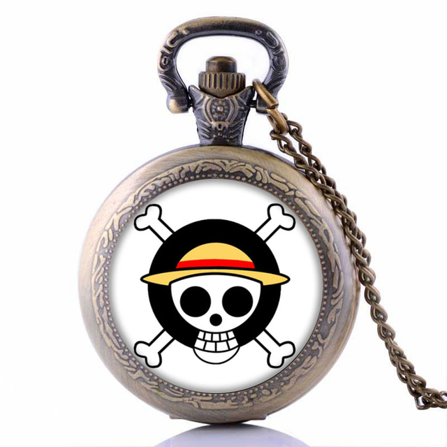 Japanese Anime Jewelry One Piece Extension Skull Symbol Design