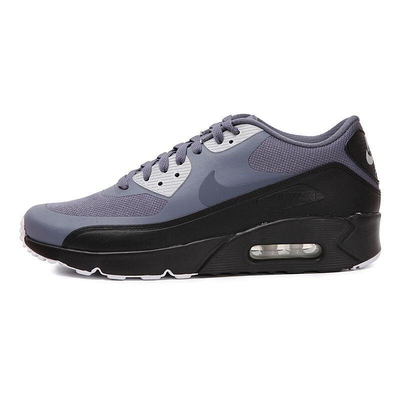 Chaussures de course NIKE AIR MAX 90 authentiques pour hommes baskets en caoutchouc respirant à lacets Nike chaussures hommes confortables 875695 - 6