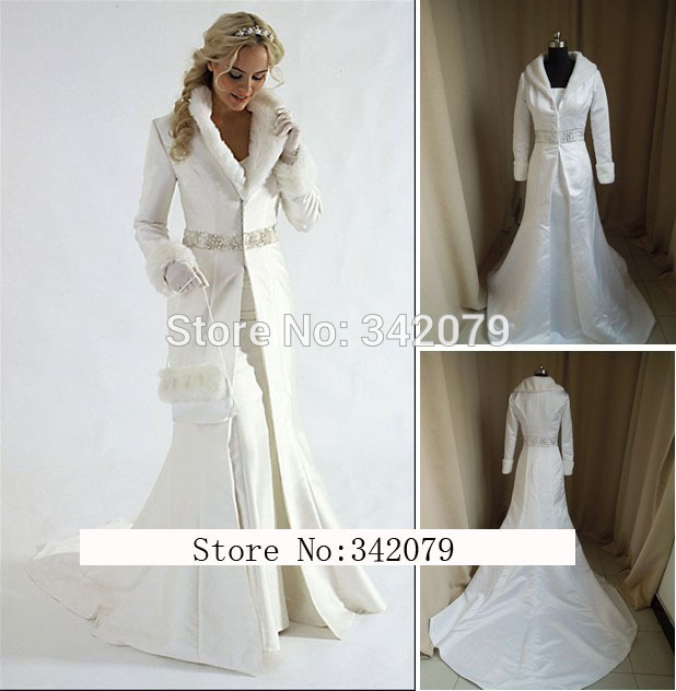 Compare Prices on Winter Wedding Dresses 2014- Online Shopping/Buy ...