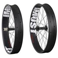 690 clincher фэт байке углеродного колеса tubuless готов 26 дюймов снег обода 90 мм Ширина High end Профессиональный для жира велосипед