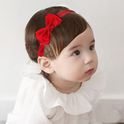 20pcs/lot 2016 Double bow headband newborn baby hair accessories girls elastics headbands flower satin ribbon children headwear halloween party zombie skull skeleton hand bone claw hairpin punk hair clip for women girl hair accessories headwear 1 pcs