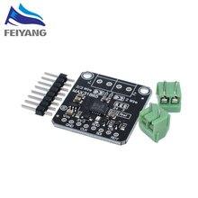 10 stücke MAX31865 PT100/PT1000 RTD zu Digital Converter Board Temperatur Thermoelement Sensor Verstärker Modul 3,3 V/5V