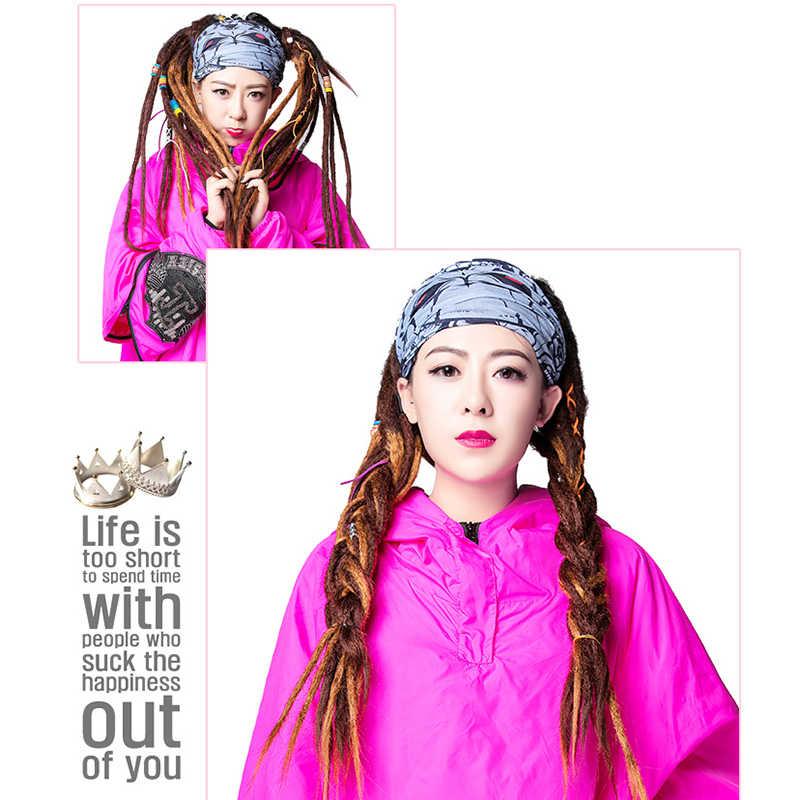 1 قطعة المجدل الملونة الكروشيه الضفائر Kanekalon جامبو تصفيفة الشعر ارتفاع درجة الحرارة خيوط جدائل شعر صناعية ملحقات