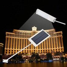 15 LED Водонепроницаемый ультра-тонкий солнечный Сенсор свет Управление лампы Открытый сад лампа-y122