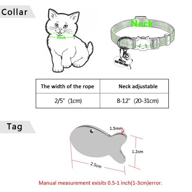 Quick Release Cat Collar 5
