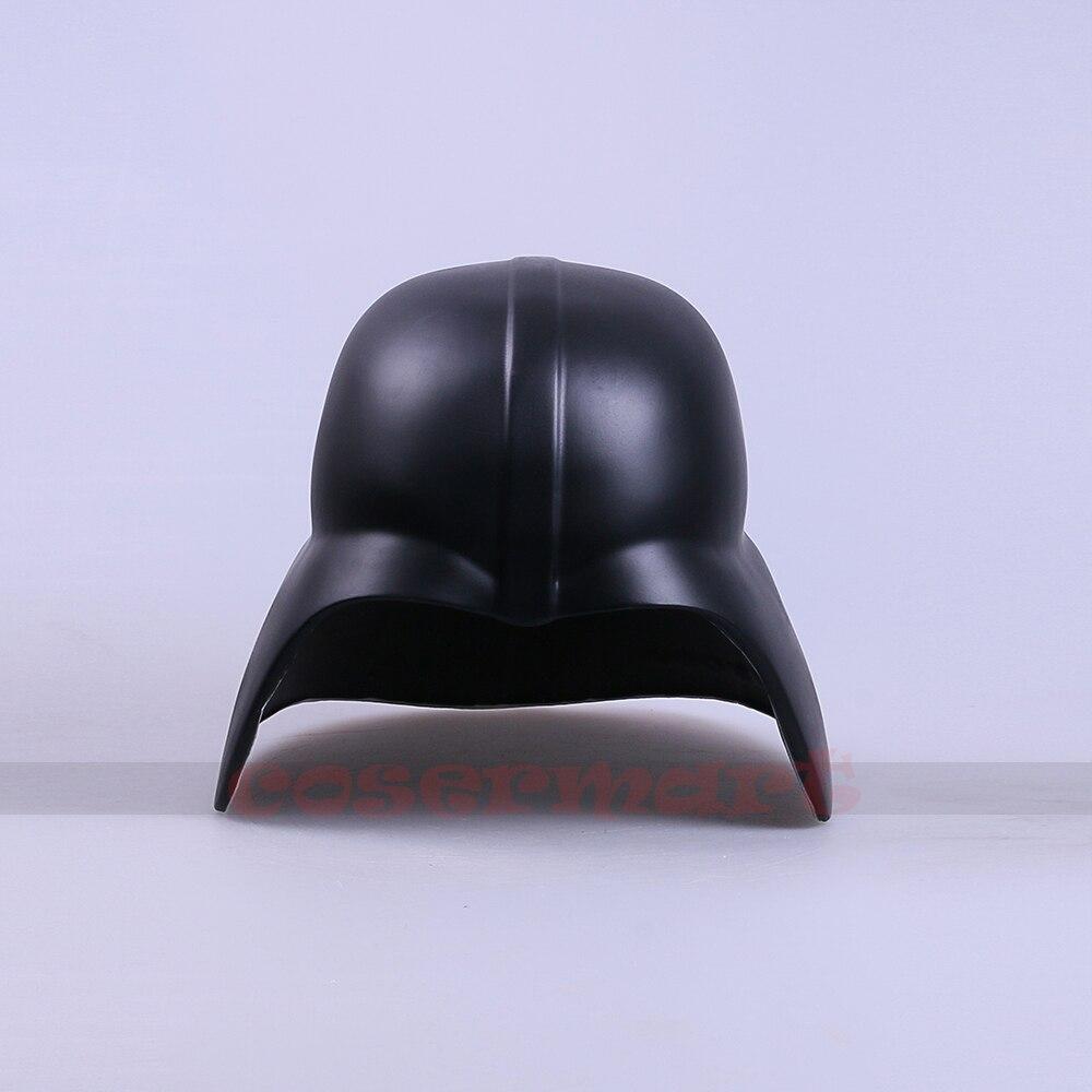 Купить с кэшбэком Star Wars  Force Awakens Helmet Darth Vader PVC Action Figure Model Collection Detachable Mask Halloween Party Ues