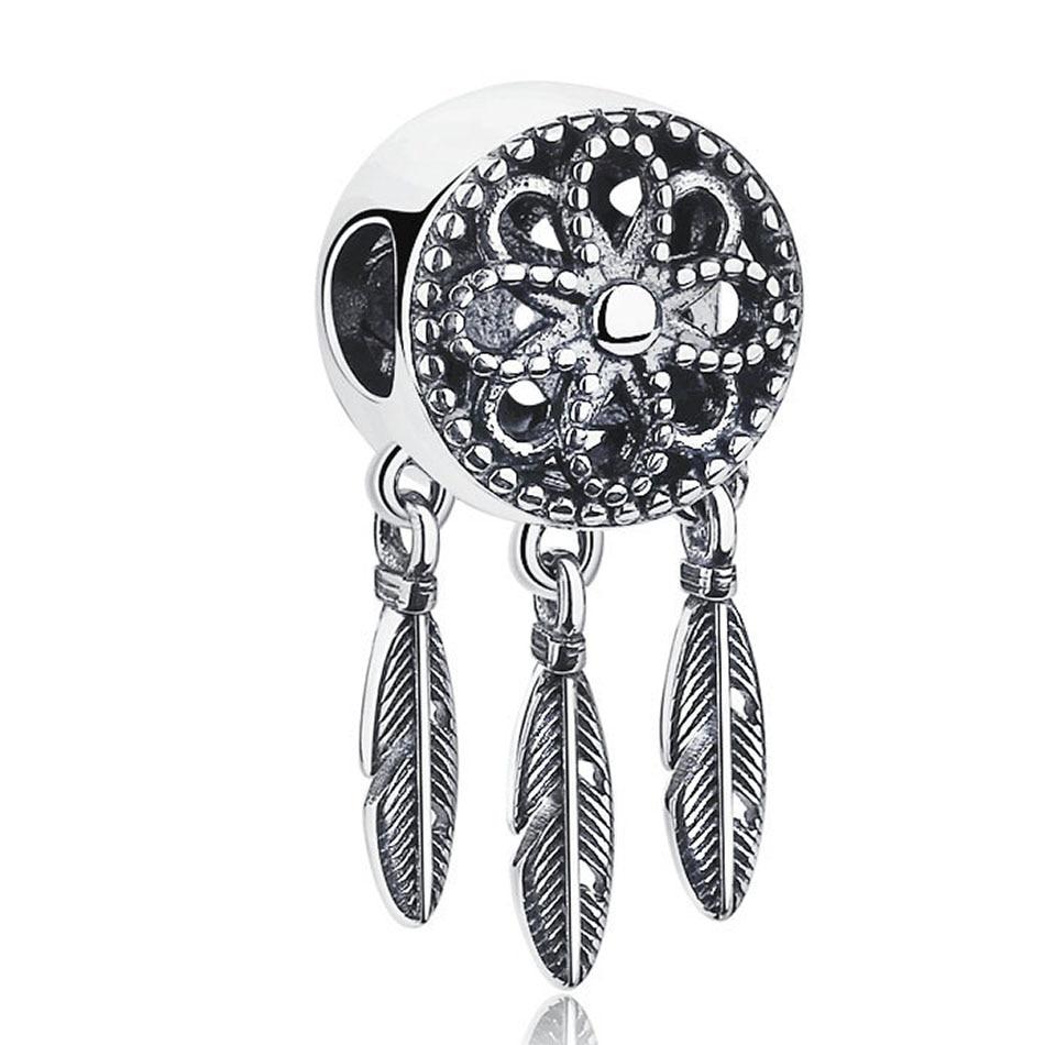 DIY Серебряный Шарм подходят Pandora браслет Бусины стерлингового серебра 925 Любовь мотаться Шарм crystal сердце, цветок, башня, дерево из бисера - Цвет: PY1724