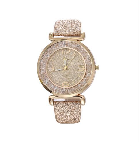 2019 Best Selling Watch Fashion Women Watches Luxury Crystal Rhinestone Stainless Steel Quartz WristWatches Bayan Kol Saati Relo