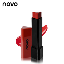 NOVO Lip Makeup Moisturizing Triangle Lipstick Nutritious Matte Velvet Persisten