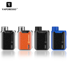Original Vaporesso SWAG Box Mod 80W Electronic Cigarette Vape fit for NRG SE / Mini Tank Atomizer RTA RDA RDTA