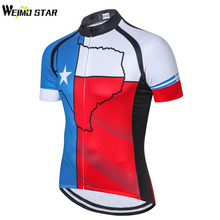WEIMOSTAR Riding Men's Team Cycling Jersey Tops Summer Maillot Cycling Clothing Ropa Ciclismo Short Sleeve Bike Jersey Shirts