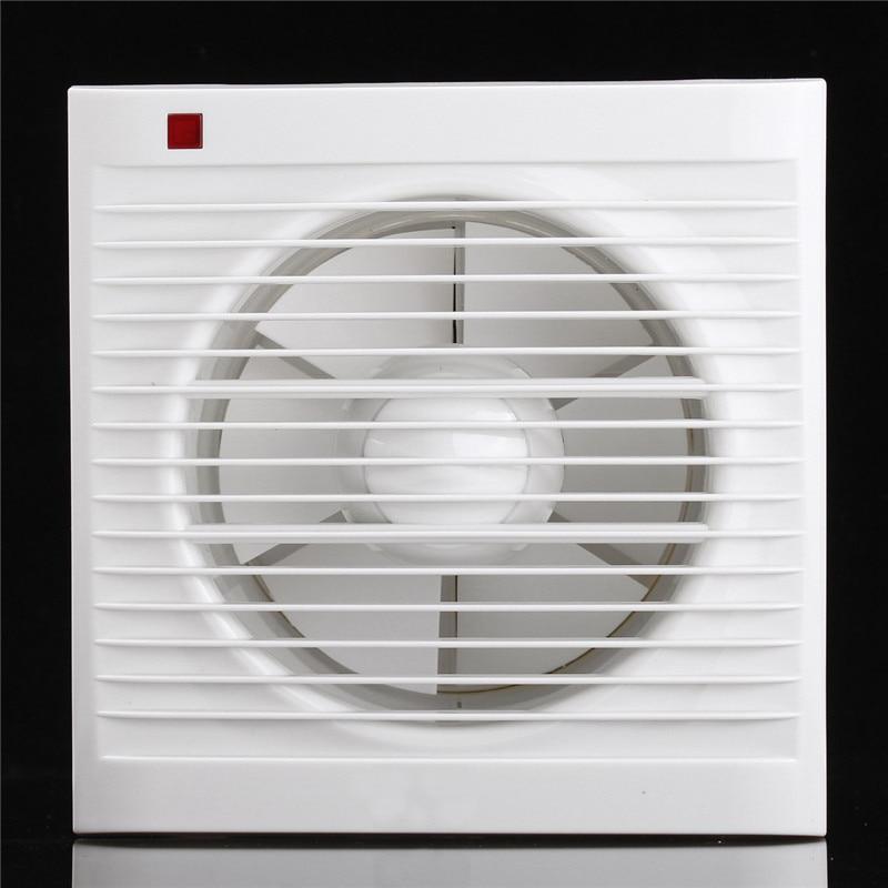 Window Exhaust Fan : Inch mini wall window exhaust fan bathroom kitchen