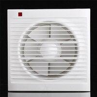 6 Inch Mini Wall Window Exhaust Fan Bathroom Kitchen Toilets Ventilation Fans Windows Exhaust Fan Installation