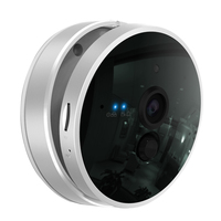 CTVMAN IP Camera Wi Fi Security Mini Home 720P ONVIF P2P Wireless Baby Indoor Surveillance CCTV