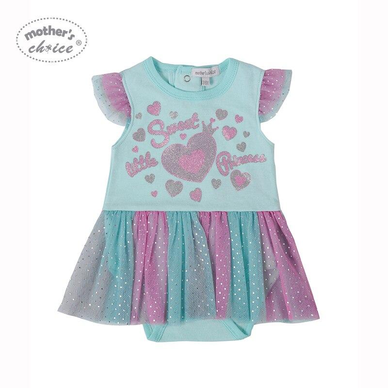 Moeders keuze Romper met franje Katoenen meisjekleding zomerkleding - Babykleding - Foto 3